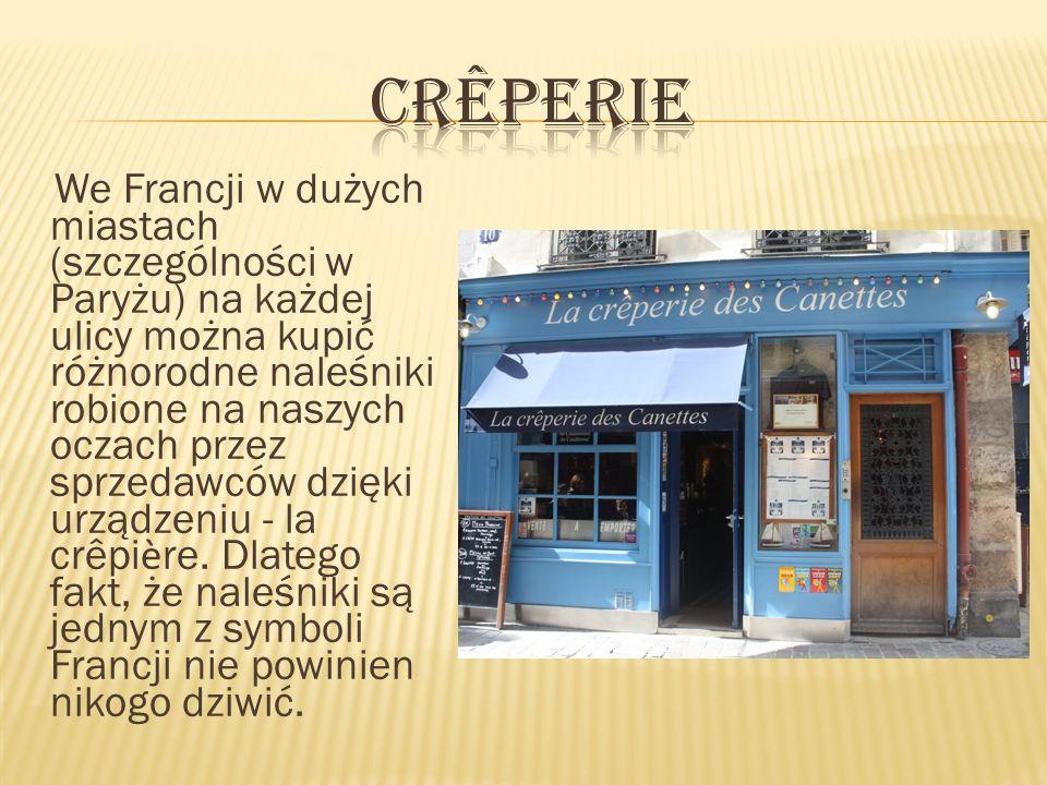 Crêperie