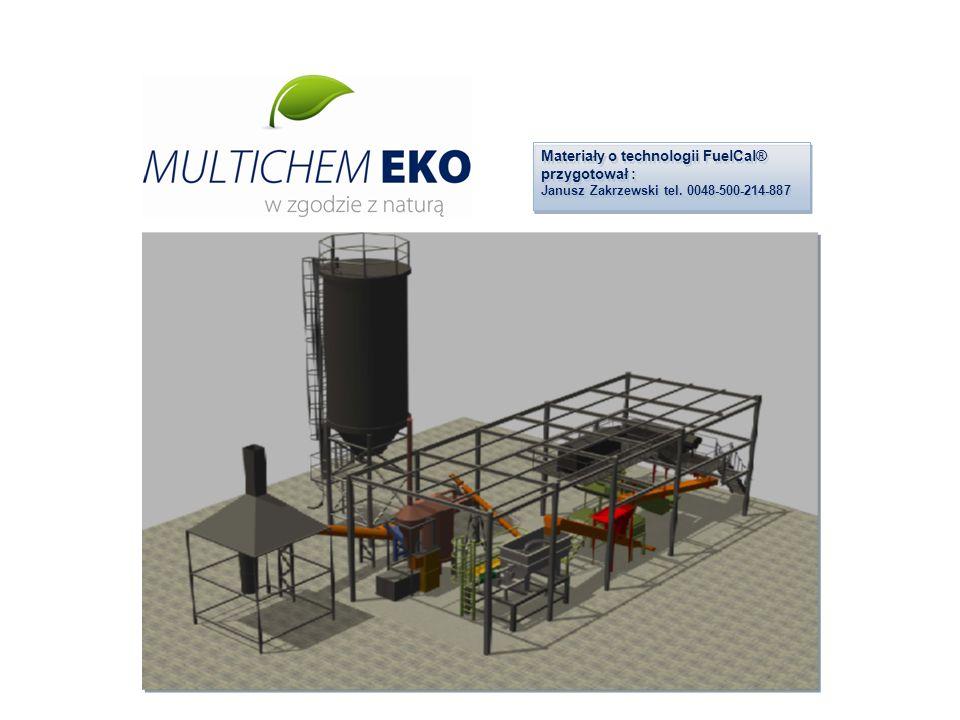 Materiały o technologii FuelCal® przygotował : Janusz Zakrzewski tel