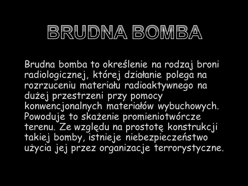 BRUDNA BOMBA