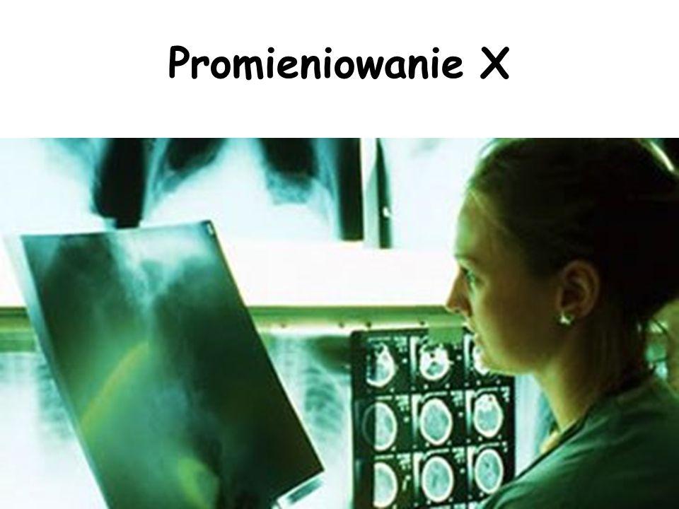 Promieniowanie X