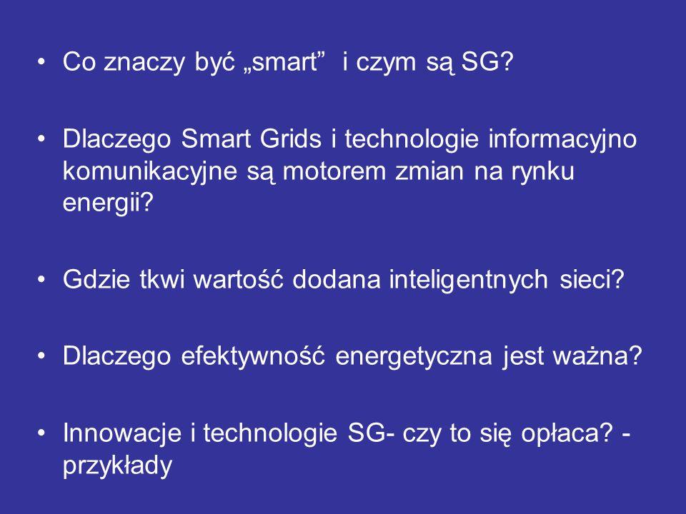 """Co znaczy być """"smart i czym są SG"""