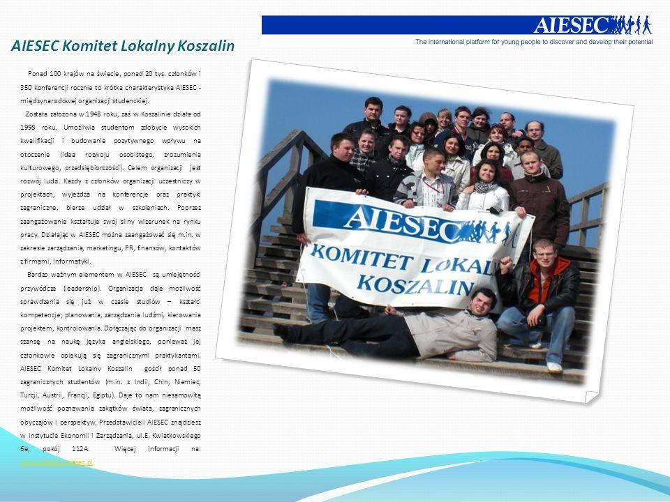 AIESEC Komitet Lokalny Koszalin