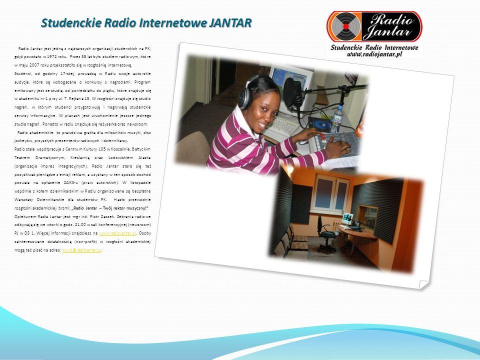 Studenckie Radio Internetowe JANTAR