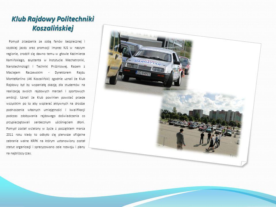 Klub Rajdowy Politechniki Koszalińskiej