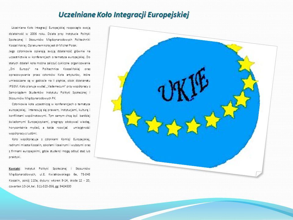 Uczelniane Koło Integracji Europejskiej