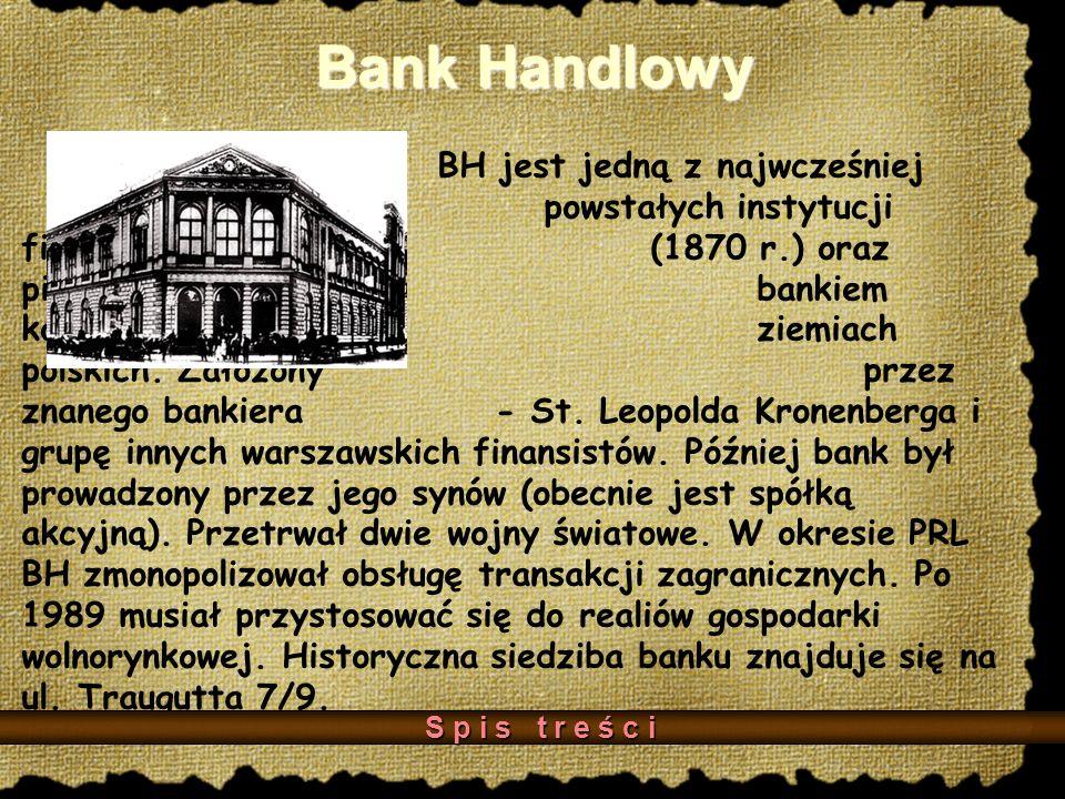 Bank Handlowy