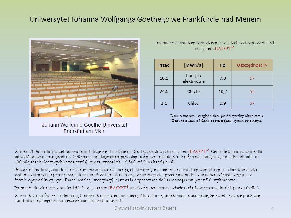 Uniwersytet Johanna Wolfganga Goethego we Frankfurcie nad Menem