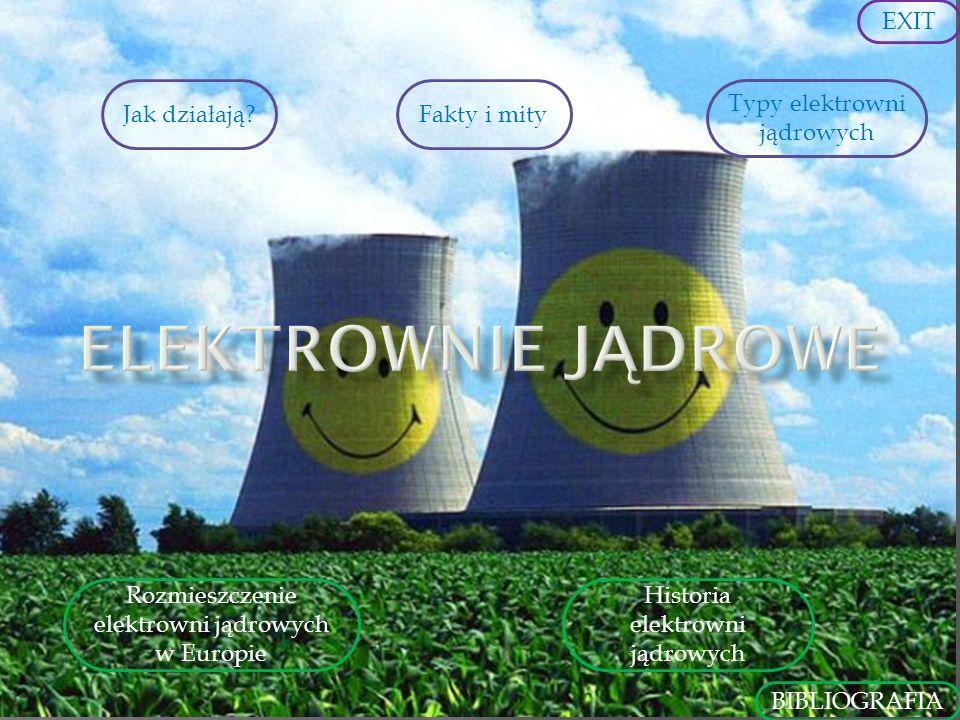 Elektrownie jądrowe EXIT Jak działają Fakty i mity