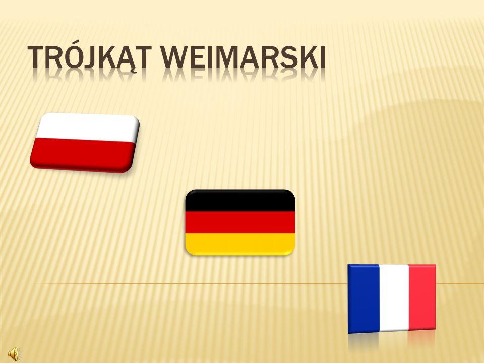 Trójkąt Weimarski