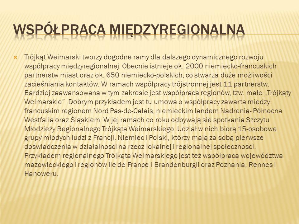 Współpraca międzyregionalna