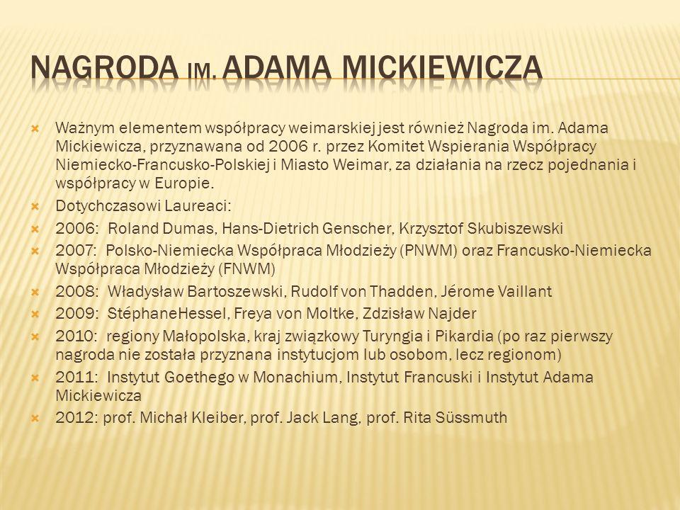 Nagroda im. Adama Mickiewicza