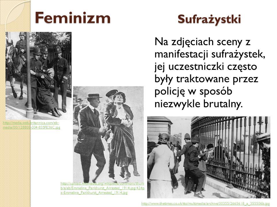 Feminizm Sufrażystki