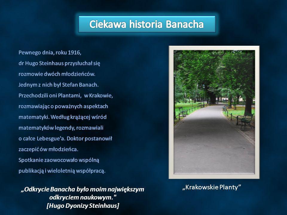 Ciekawa historia Banacha