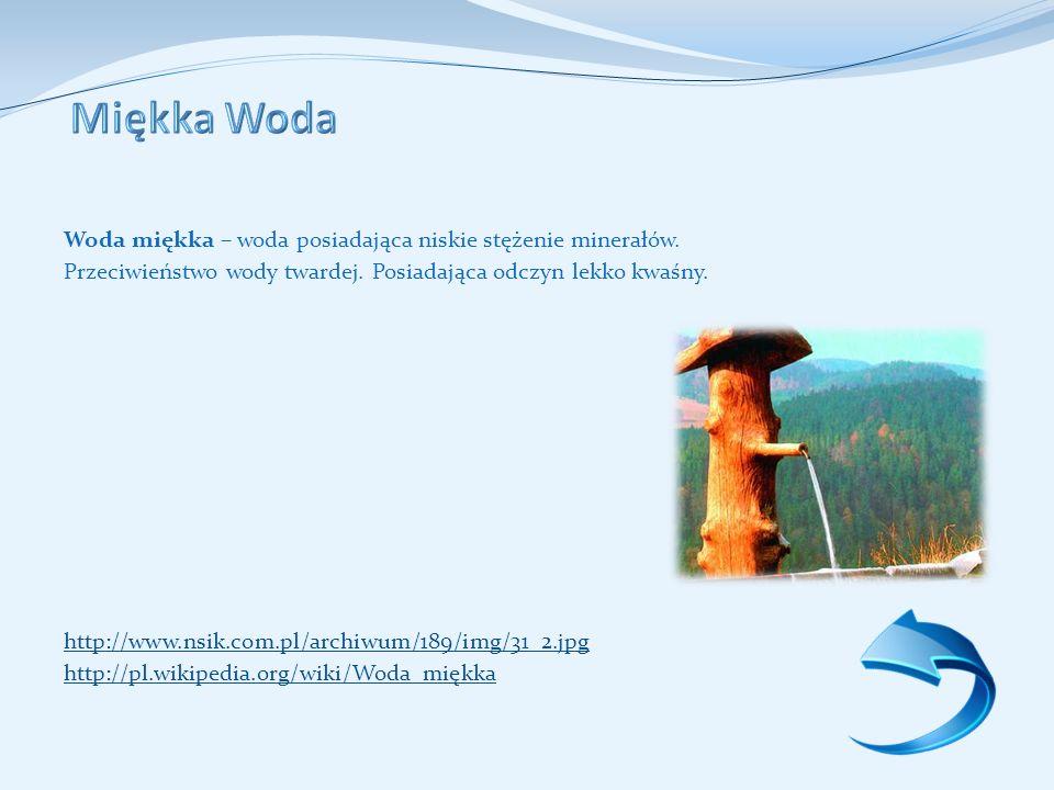 Miękka Woda