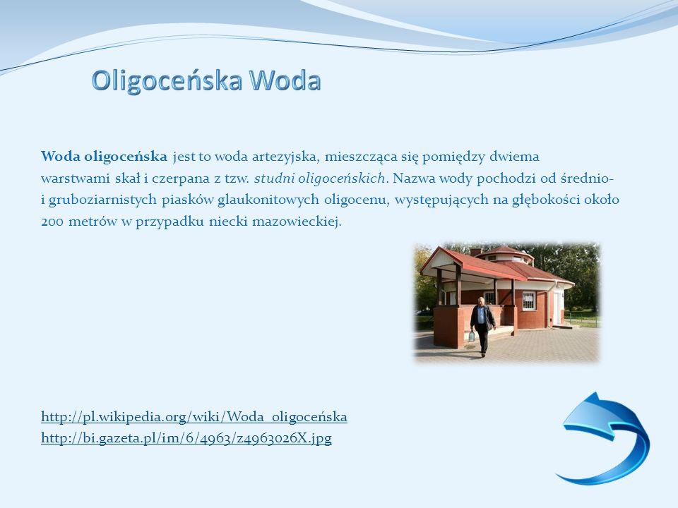 Oligoceńska Woda