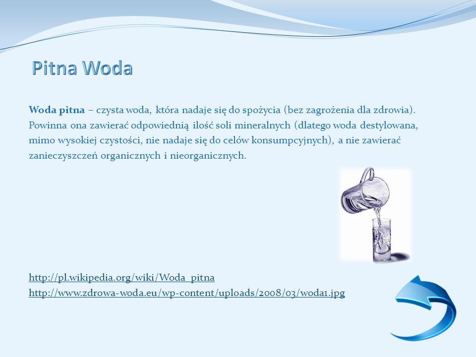 Pitna Woda