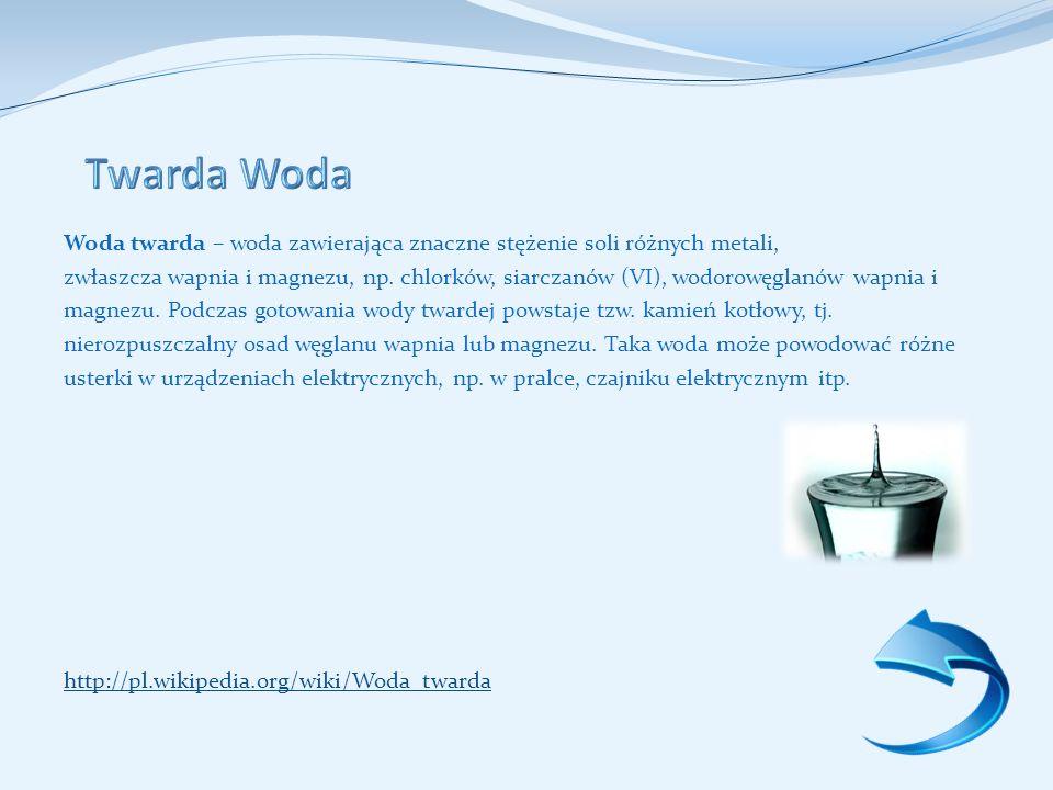 Twarda Woda