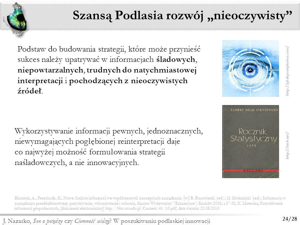 """Szansą Podlasia rozwój """"nieoczywisty"""