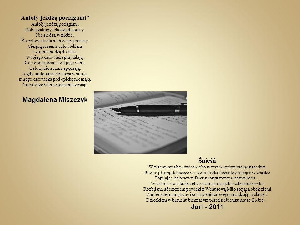 Magdalena Miszczyk Juri - 2011