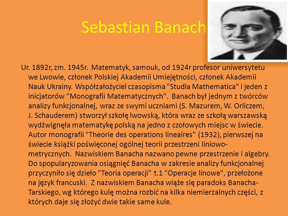 Sebastian Banach
