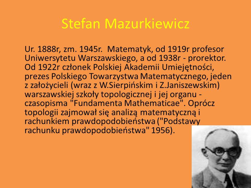 Stefan Mazurkiewicz