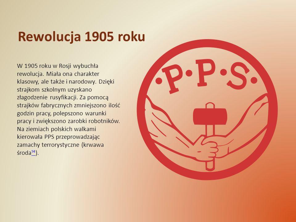 Rewolucja 1905 roku
