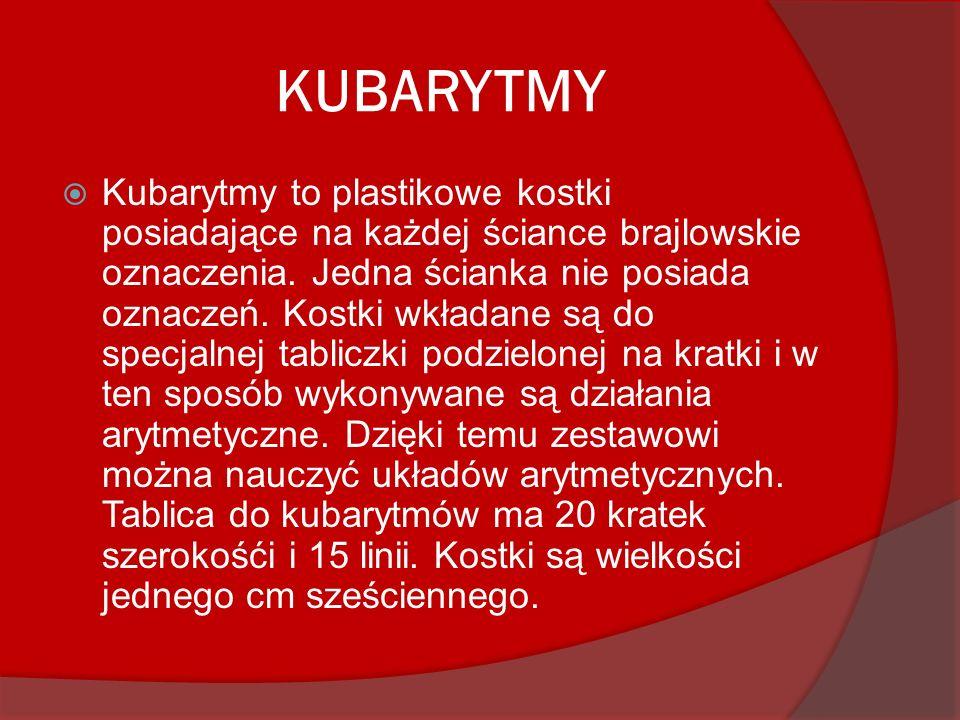 KUBARYTMY