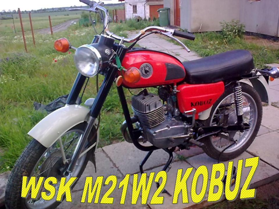 WSK M21W2 KOBUZ
