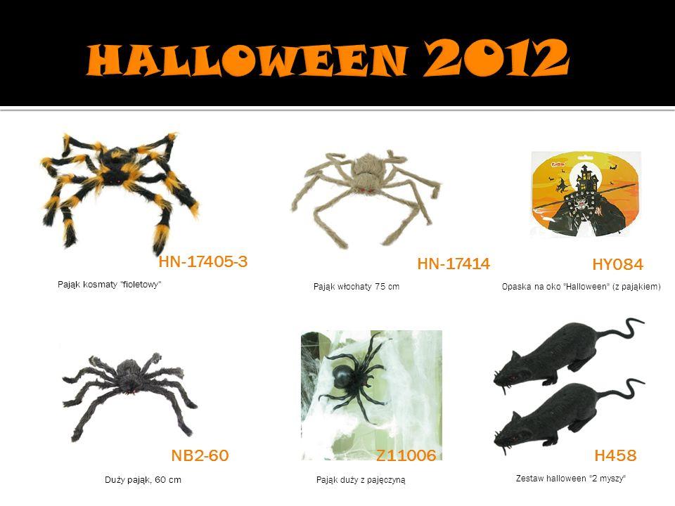 HALLOWEEN 2012 HN-17405-3 HN-17414 HY084 NB2-60 Z11006 H458
