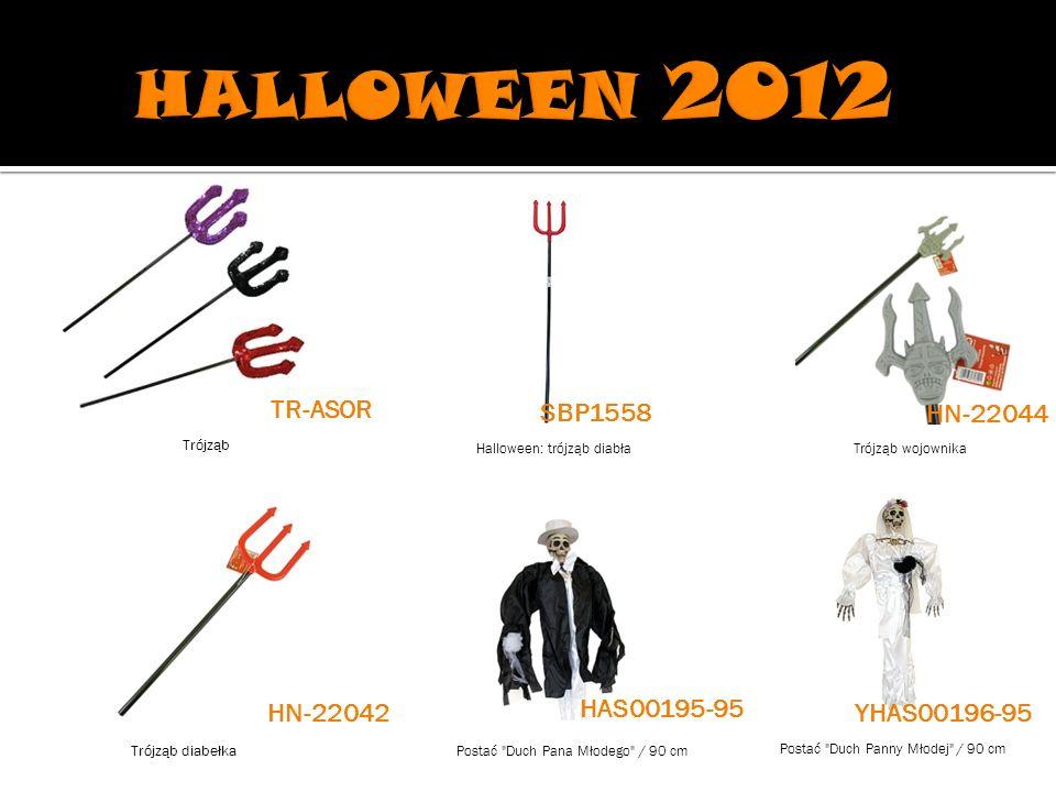 HALLOWEEN 2012 TR-ASOR SBP1558 HN-22044 HAS00195-95 HN-22042