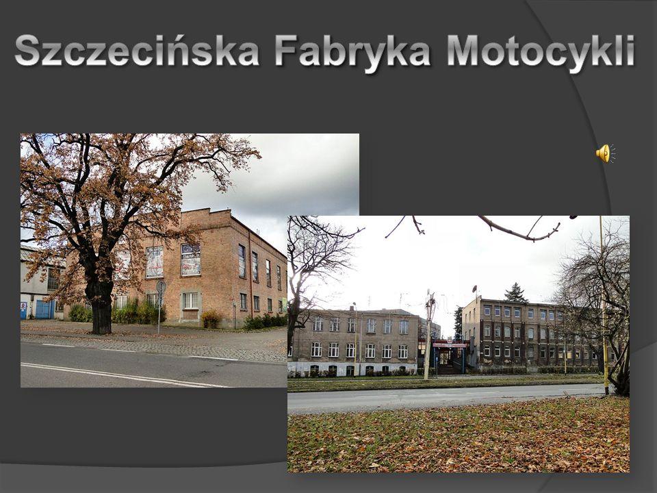 Szczecińska Fabryka Motocykli