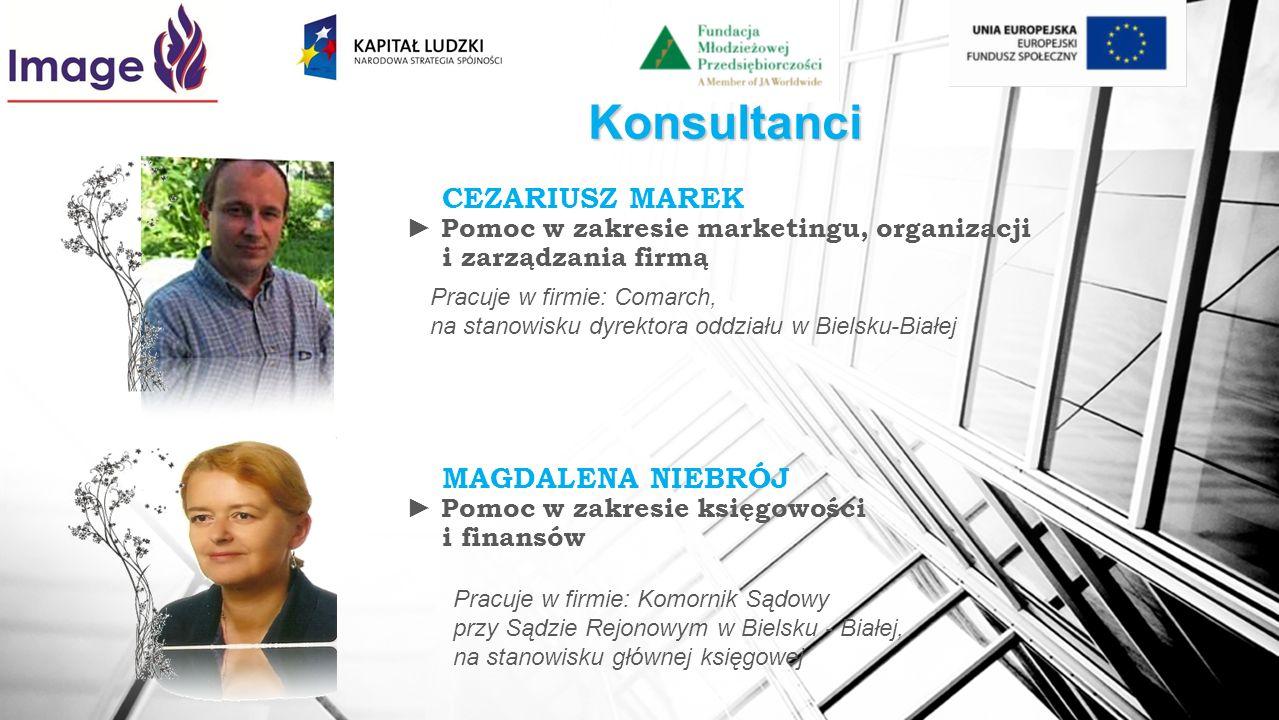 Konsultanci CEZARIUSZ MAREK ► Pomoc w zakresie marketingu, organizacji i zarządzania firmą.