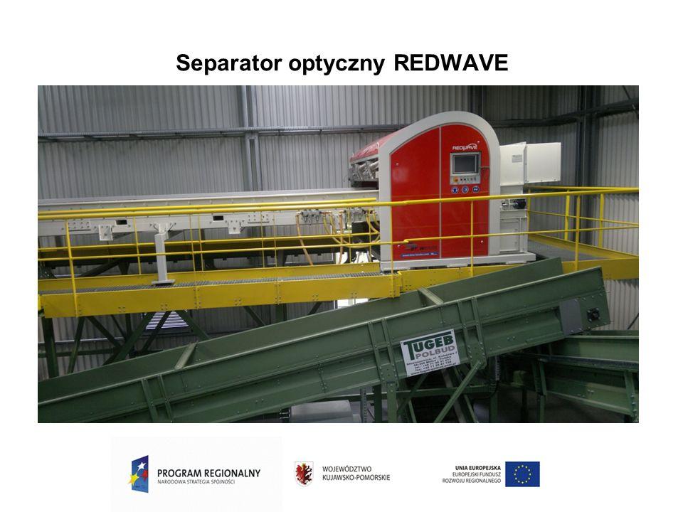 Separator optyczny REDWAVE
