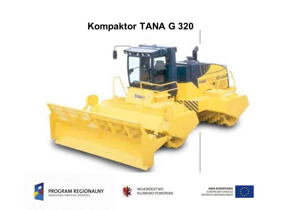 Kompaktor TANA G 320