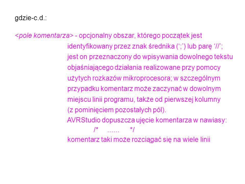 gdzie-c.d.: