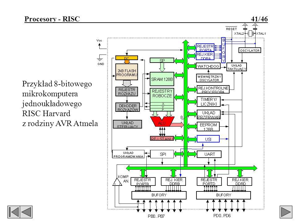 Procesory - RISC 41/46