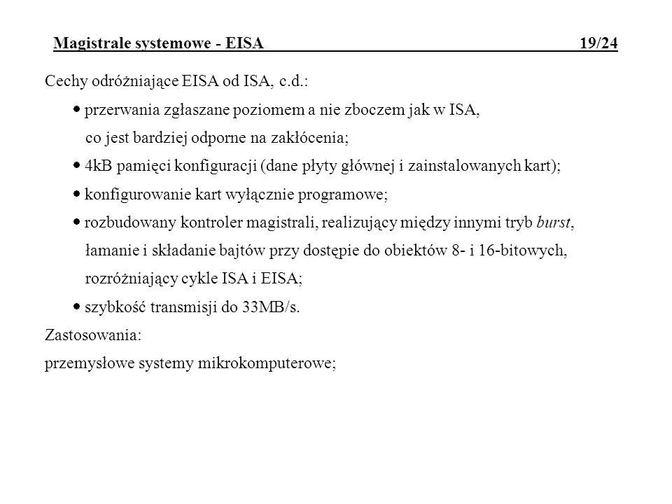 Magistrale systemowe - EISA 19/24