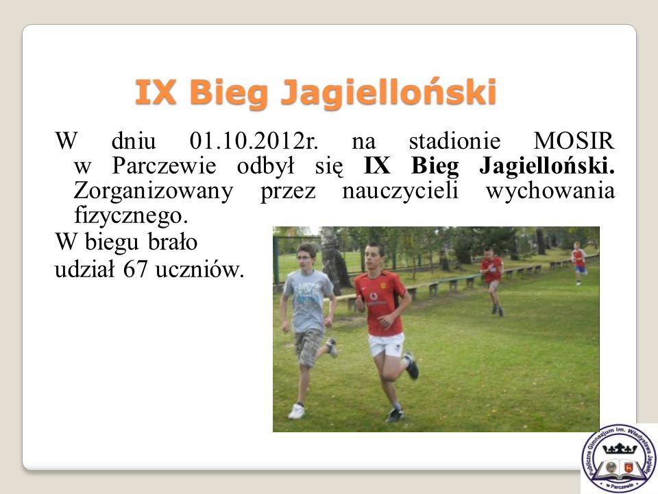 IX Bieg Jagielloński