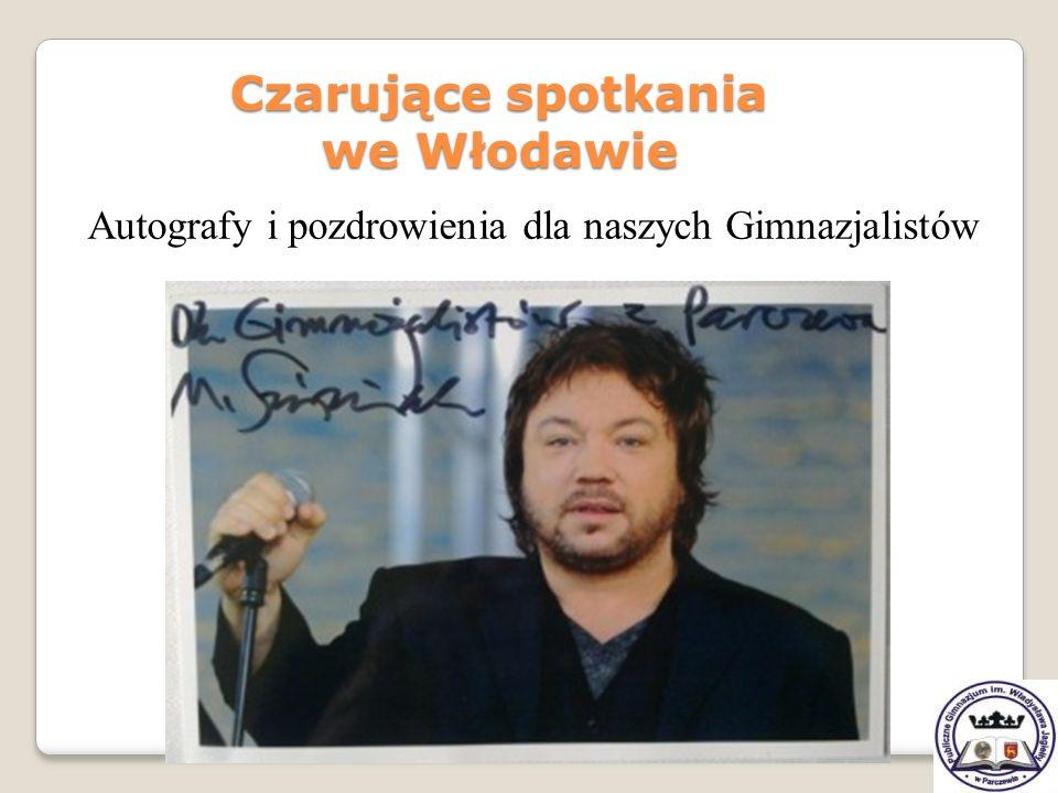 Czarujące spotkania we Włodawie