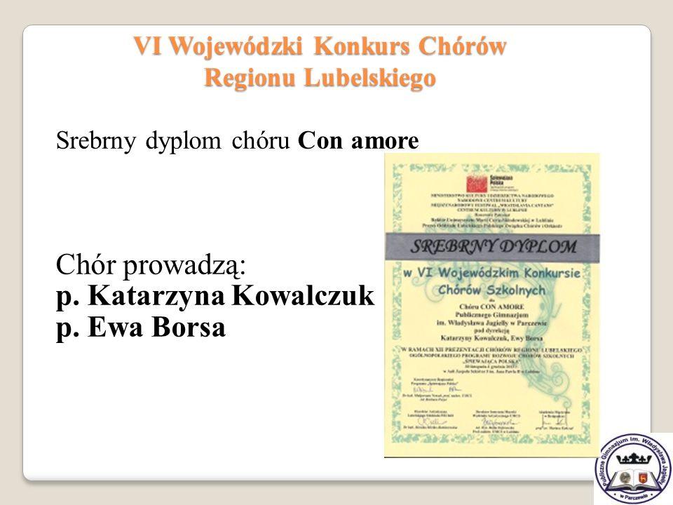 VI Wojewódzki Konkurs Chórów Regionu Lubelskiego