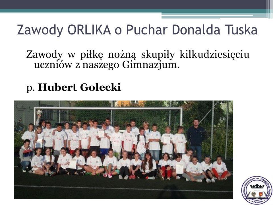 Zawody ORLIKA o Puchar Donalda Tuska