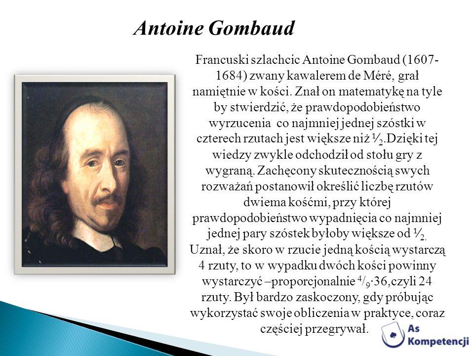 Antoine Gombaud