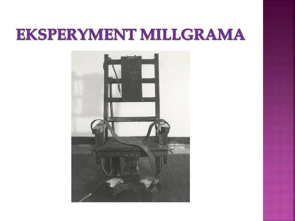 Eksperyment milLgrama