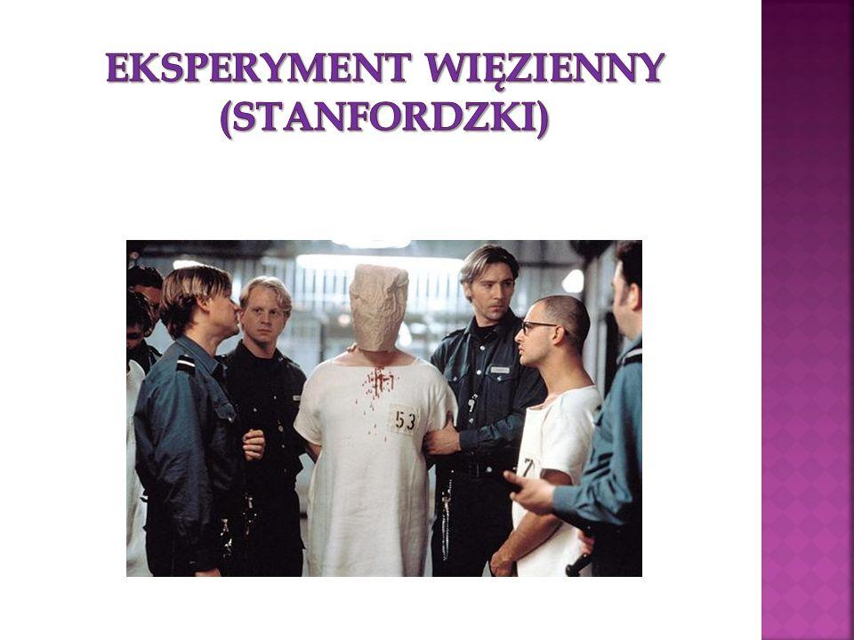 Eksperyment więzienny (stanfordzki)