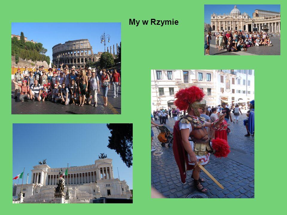 My w Rzymie
