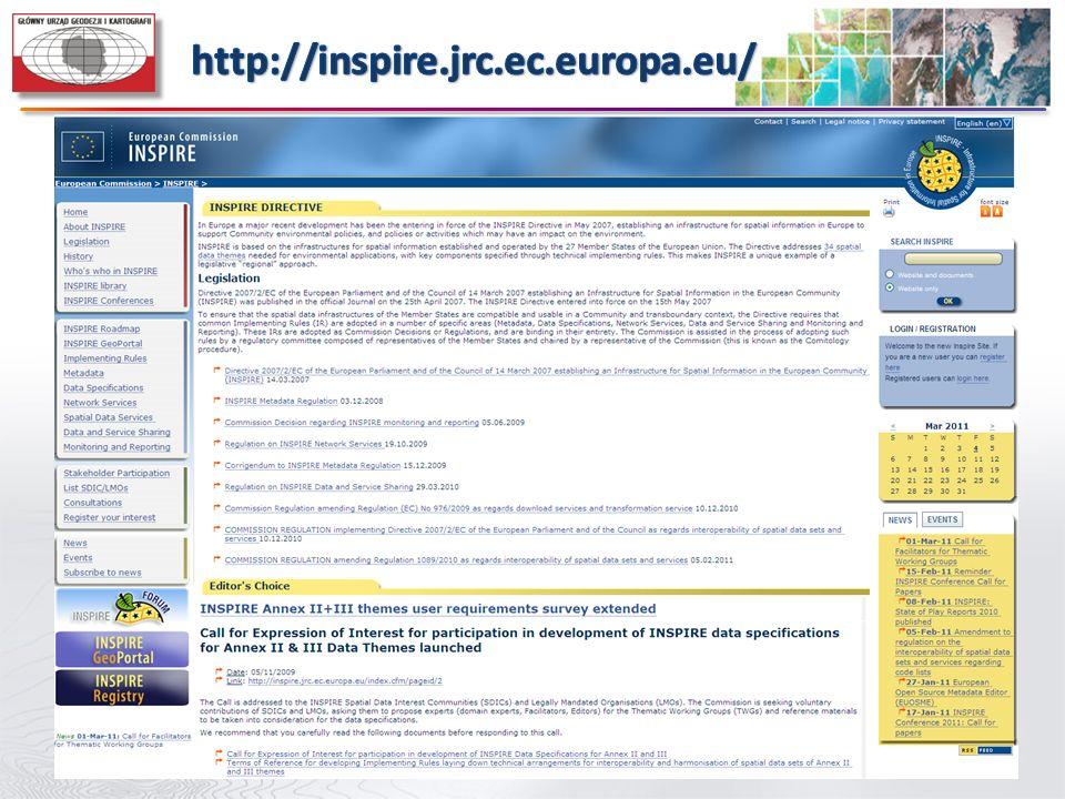 http://inspire.jrc.ec.europa.eu/