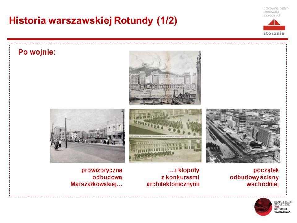 Historia warszawskiej Rotundy (1/2)