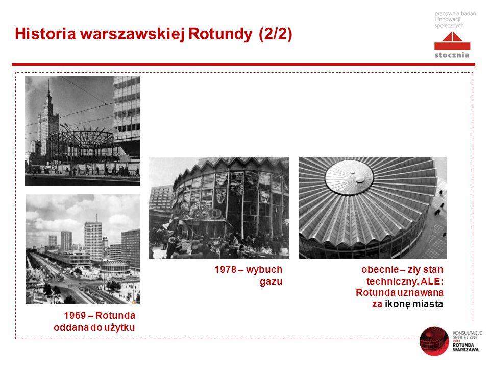 Historia warszawskiej Rotundy (2/2)