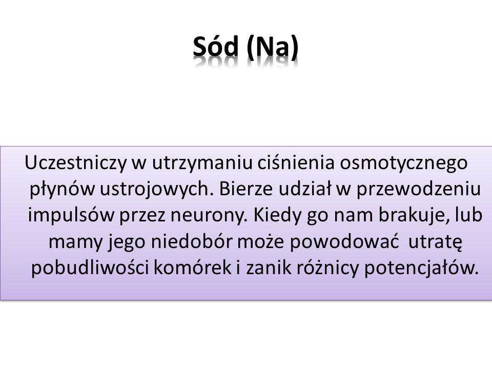 Sód (Na)