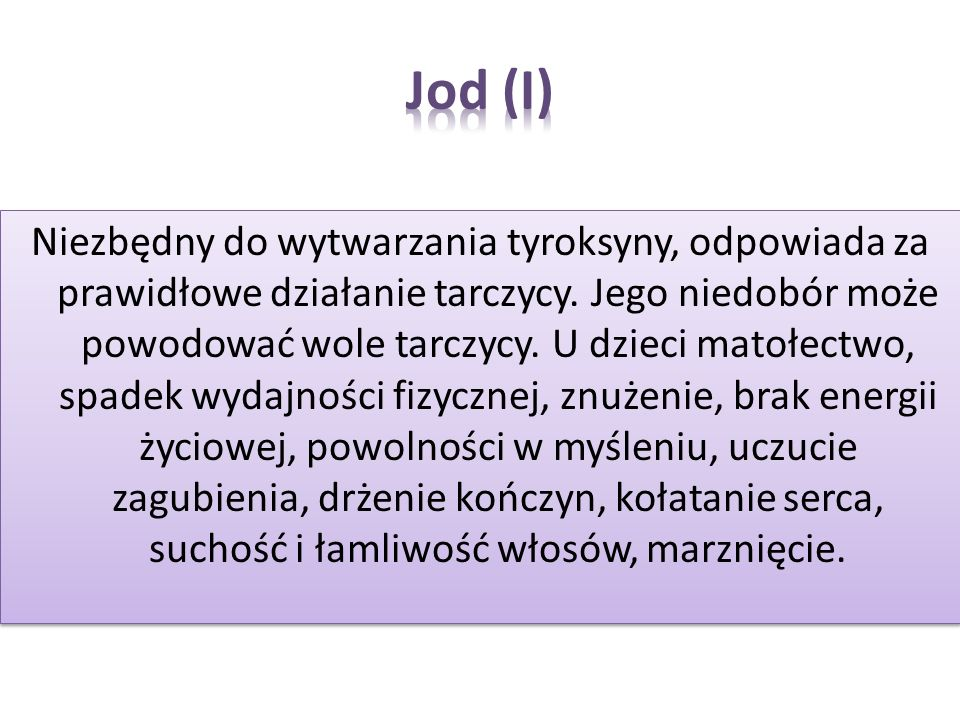 Jod (I)